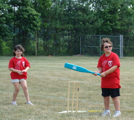 Pic for DayCamp 2014 Web Page - Cricket