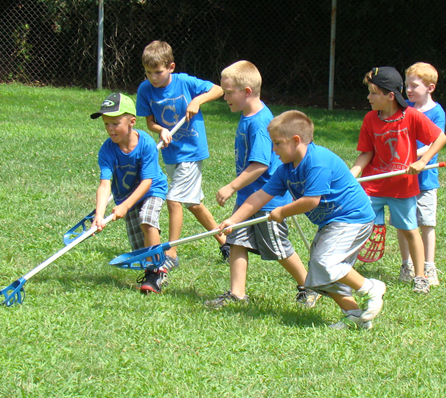Pic for DayCamp 2014 Web Page - Lacrosse