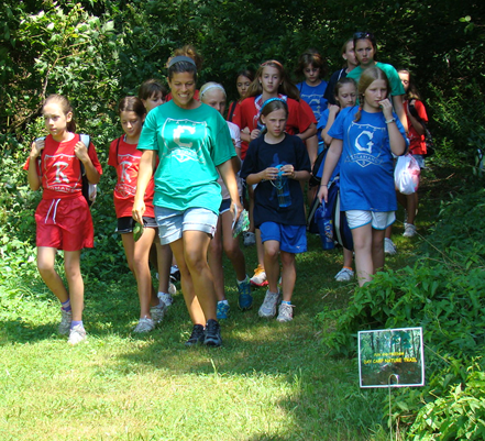 Pic for DayCamp 2014 Web Page - Nature