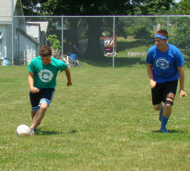 Pic for DayCamp 2014 Web Page - Soccer